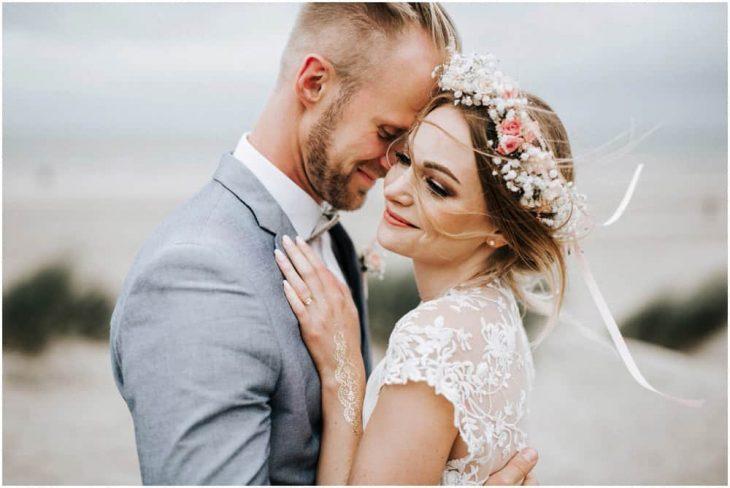 Beach wedding Netherlands