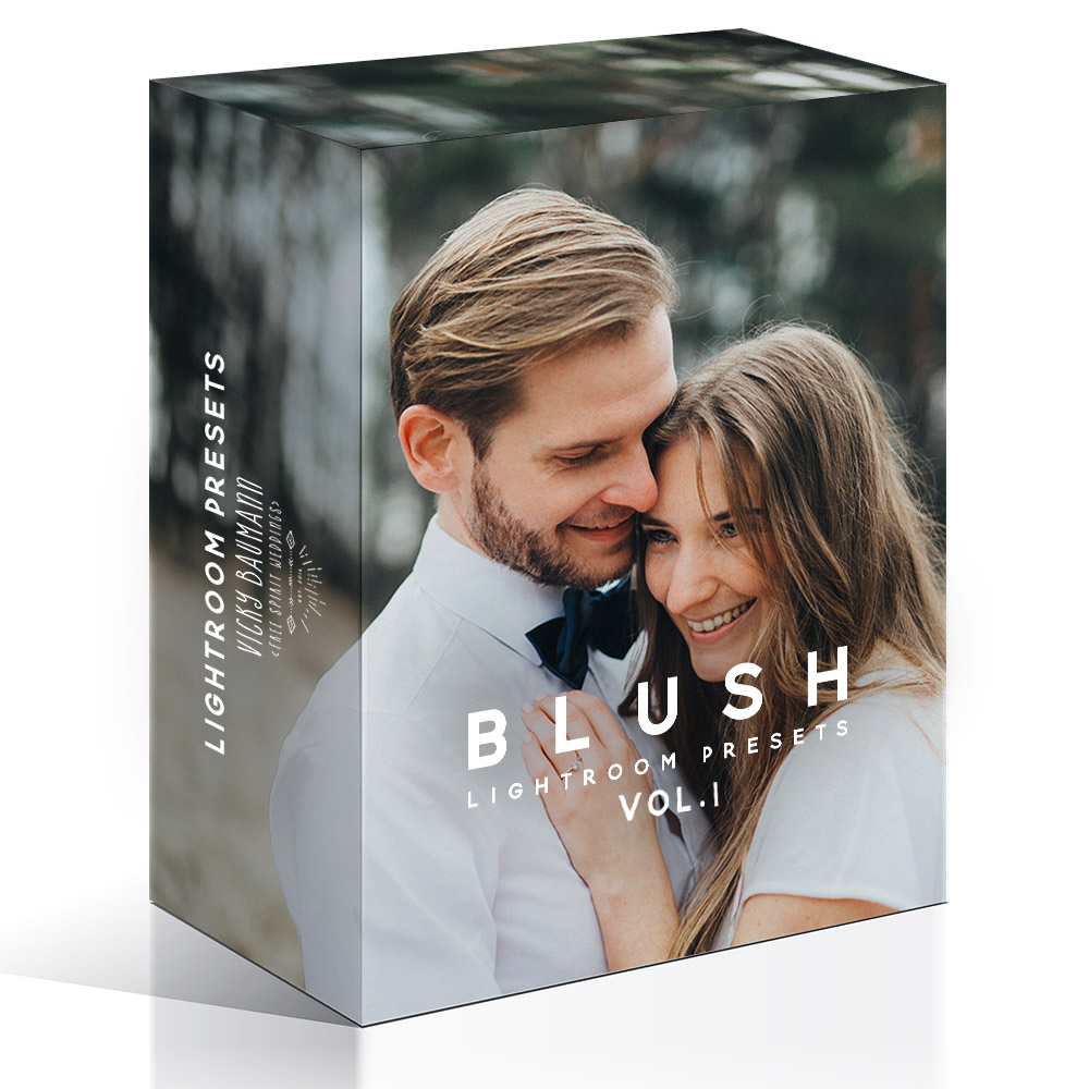 BLUSH LIGHTROOM-PRESETS VOLUME I (2015)