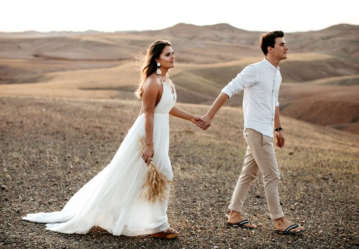Marrakesch Elopement