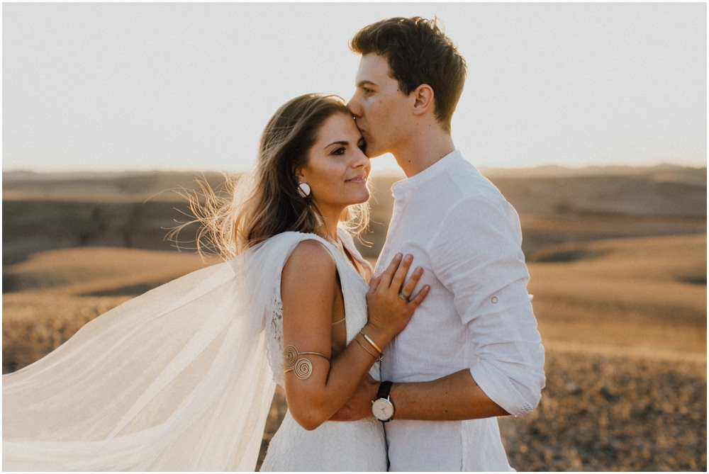 TABEA & STEFFEN ELOPEMENT IN MARRAKECH