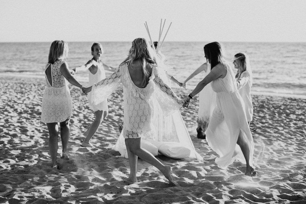 Boho Hochzeitsfotograf Vicky Baumann