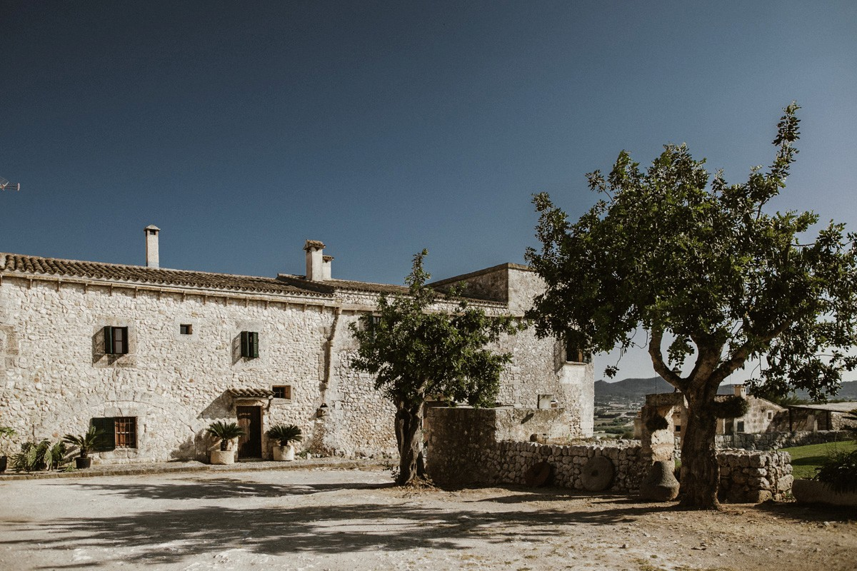 Finca-Hochzeit auf Mallorca