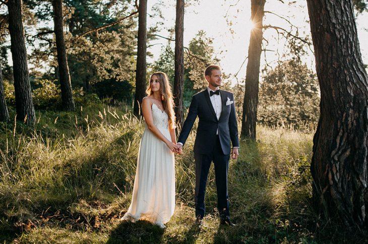 Entspannte Hochzeit im La Dü