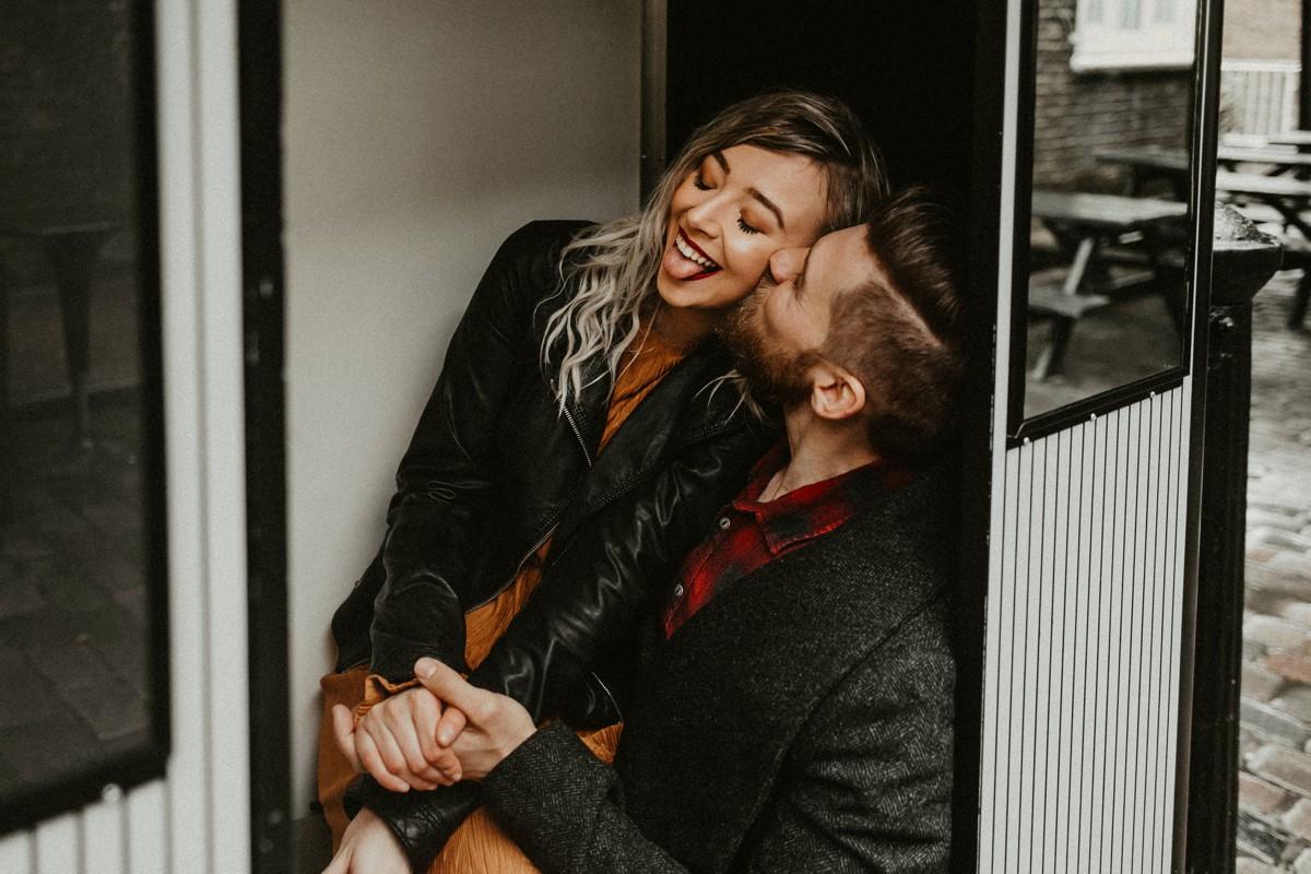 Coupleshooting in London