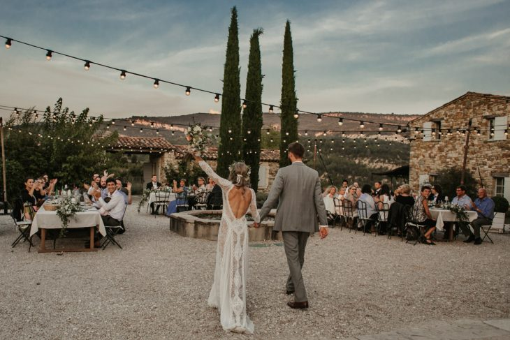 Romantic Wedding Provence