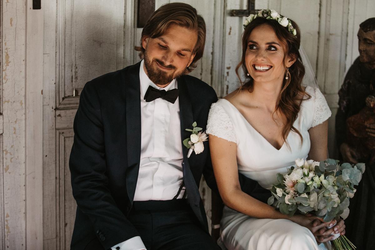 Emotionale Hochzeit La Dü