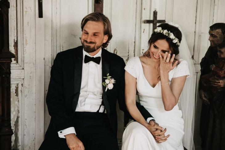 Emotional wedding La Dü