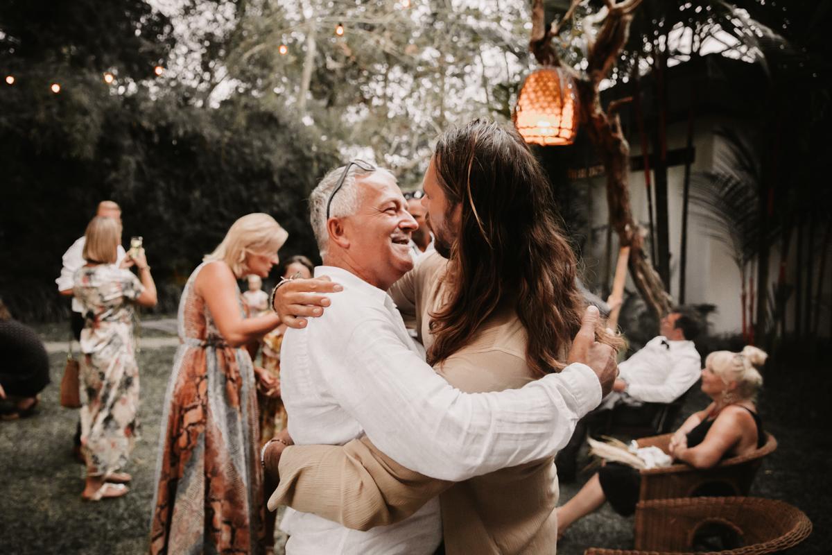 Free Spirit Wedding auf Bali