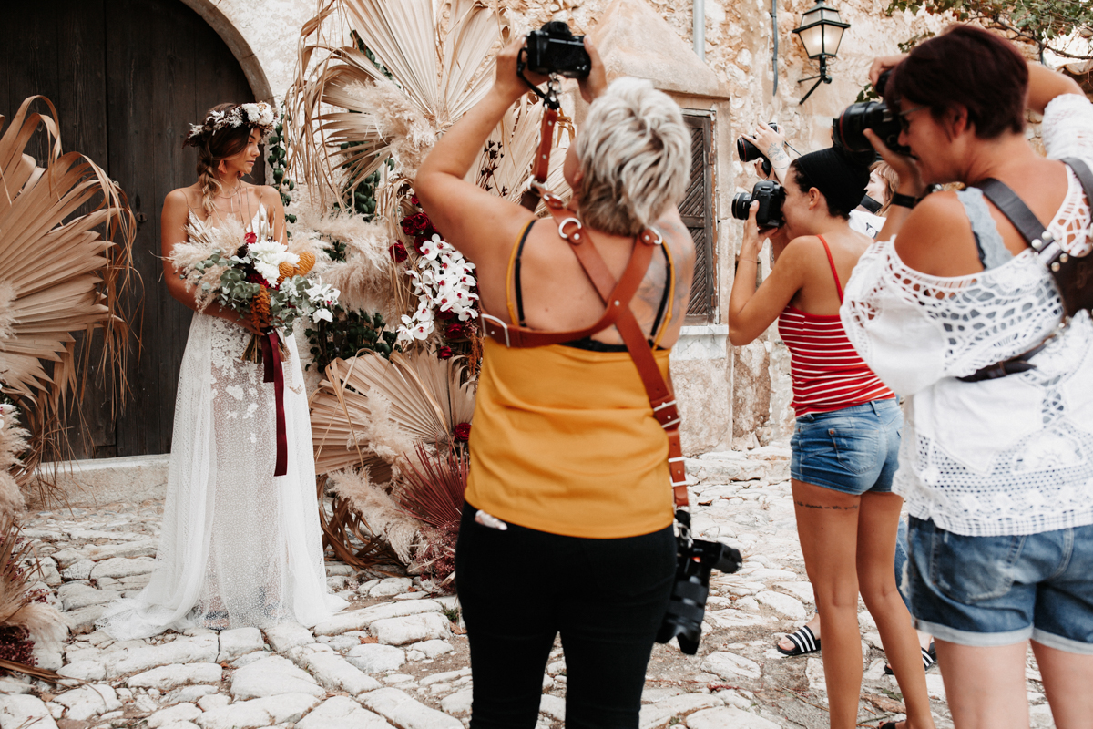 FREE SPIRIT WEDDING WORKSHOP MALLORCA