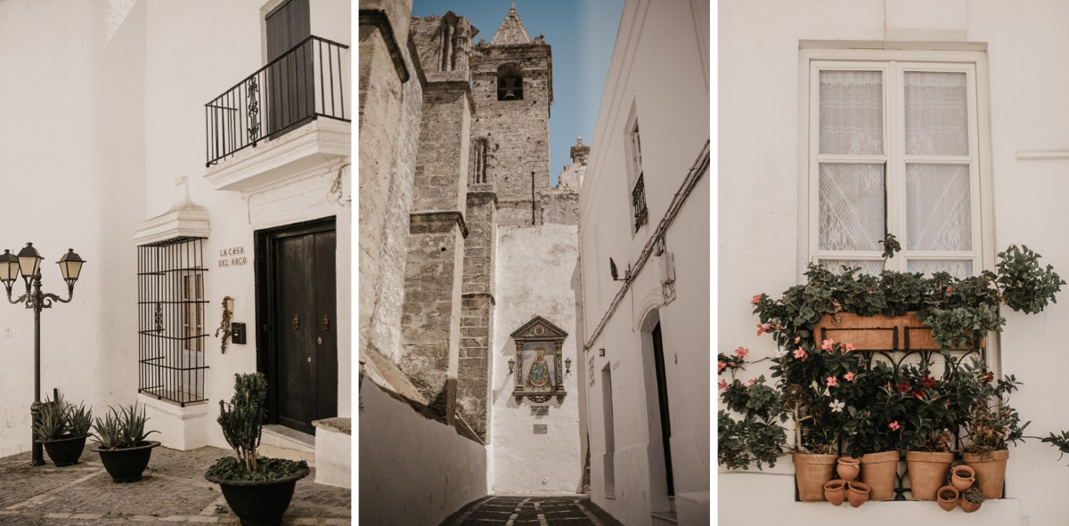 Boho Hochzeit in Andalusien